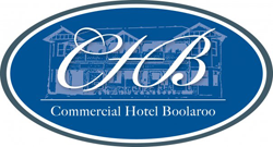 The Commercial Hotel Logo and Images