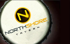 The North Shore Tavern Logo and Images