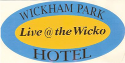 The Wickham Park Hotel Logo and Images