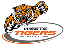 Western Suburbs Rugby League Club Mackay Logo and Images