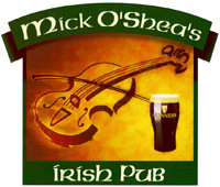 Mick O'Shea's Irish Pub & Motel Logo and Images