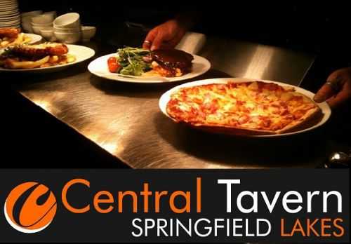 Central Tavern Springfield Lakes Logo and Images