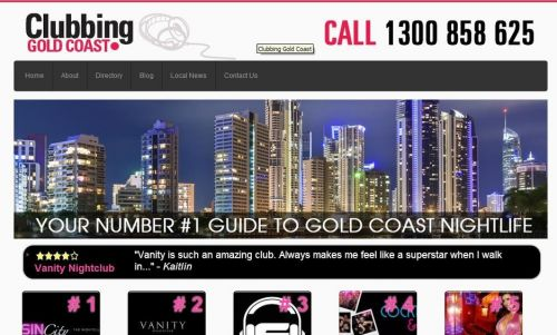 Best Gold Coast Clubs Logo and Images