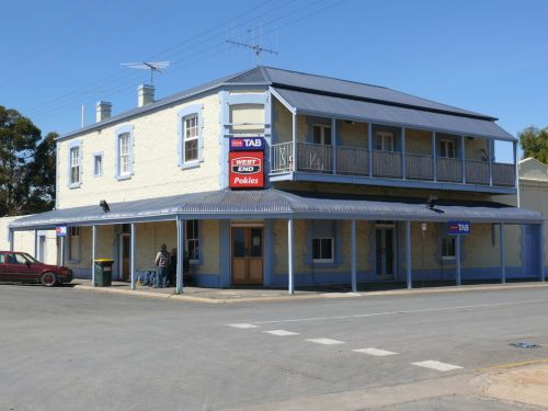 Port Wakefield Hotel Image