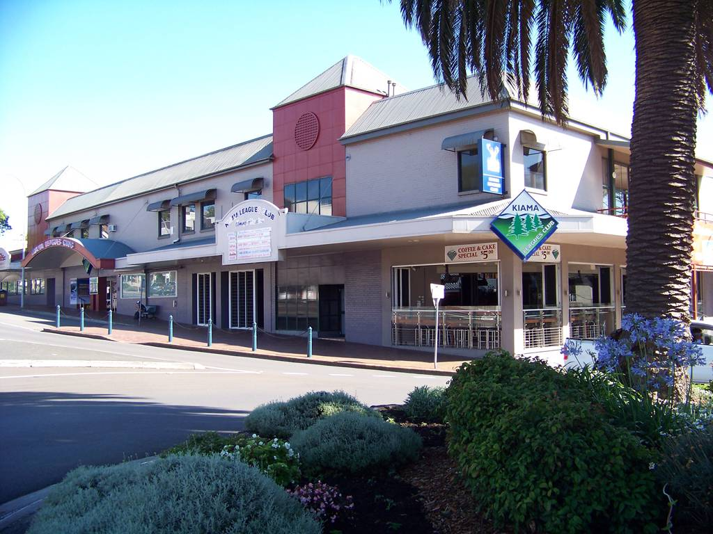 Kiama Leagues Club Logo and Images