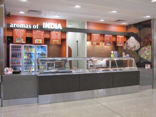 Aromas of India Restaurant Image