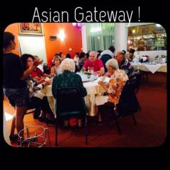 Asian Gateway Logo and Images