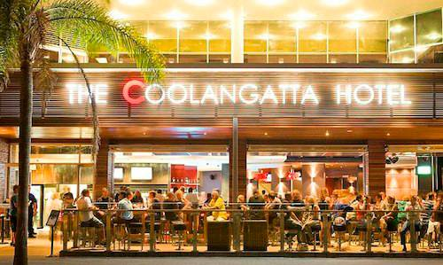 The Coolangatta Hotel Logo and Images