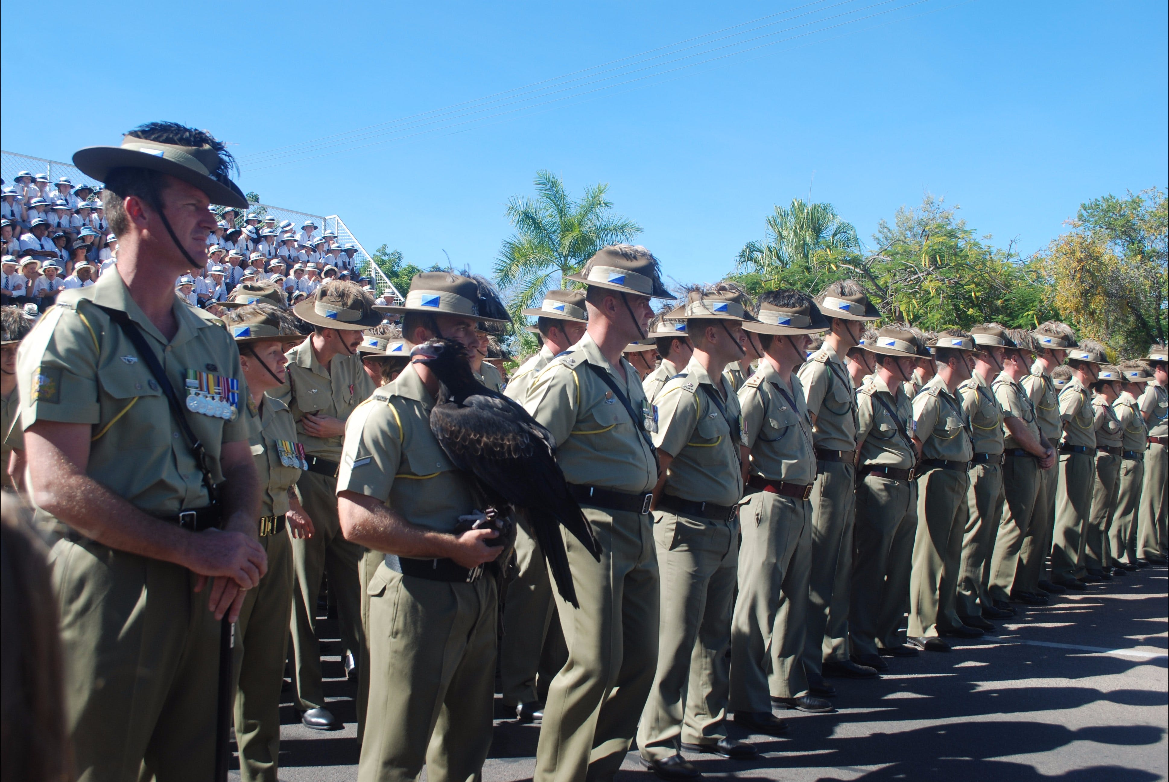 Anzac Day Charters Towers Logo and Images