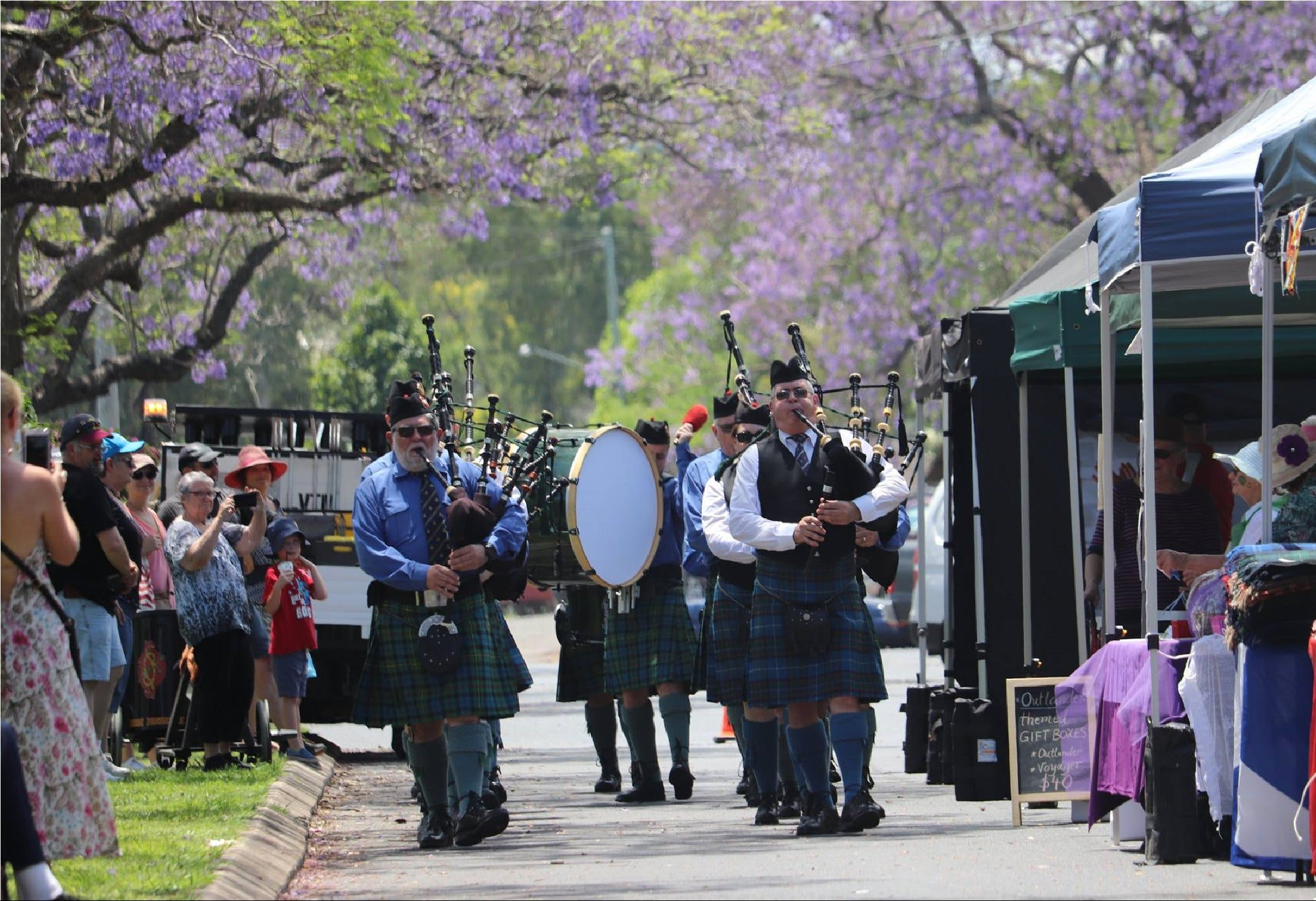 Celtic Festival of Queensland Logo and Images
