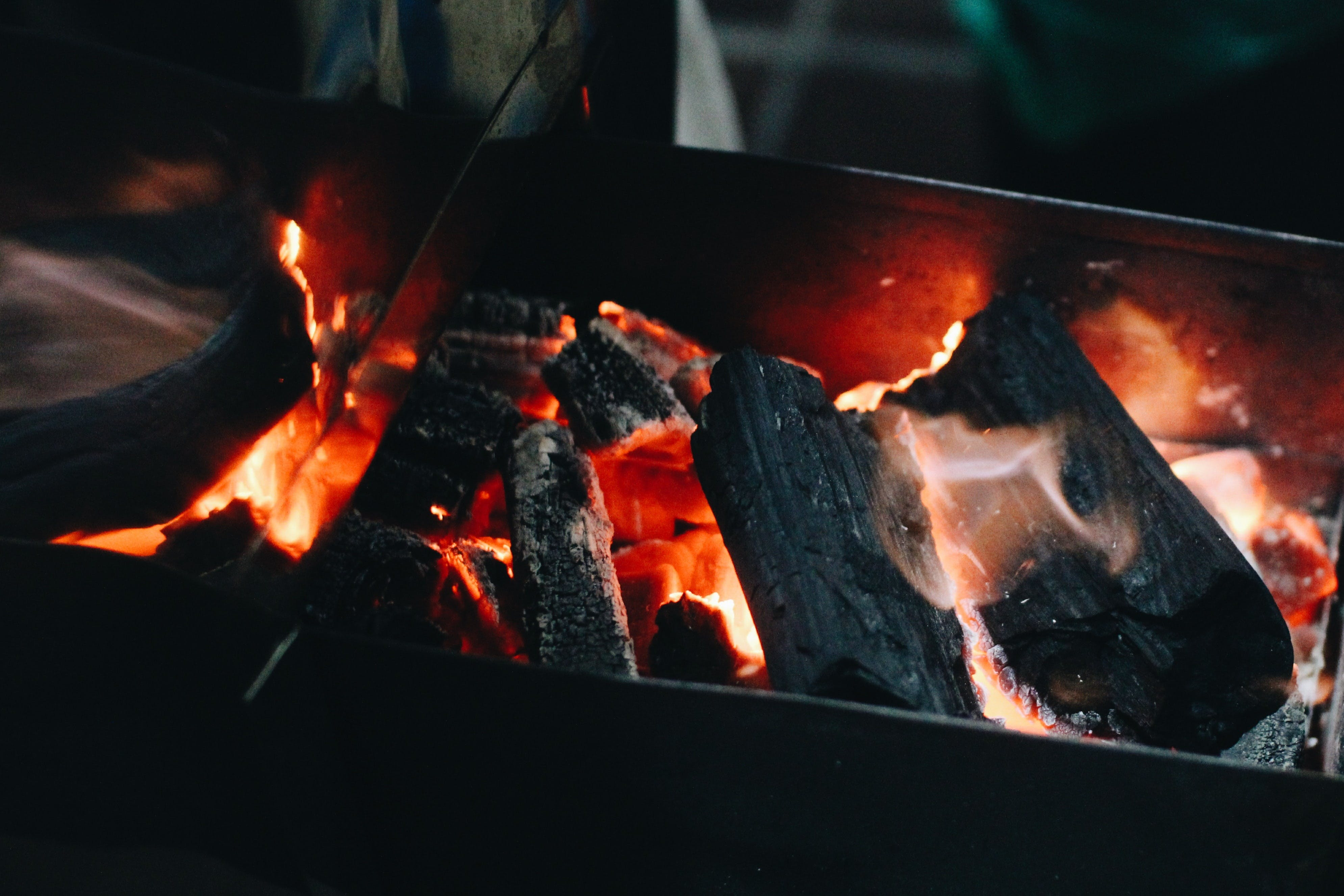 Bonfire, Bush Poet and Barbecue under the Stars Logo and Images