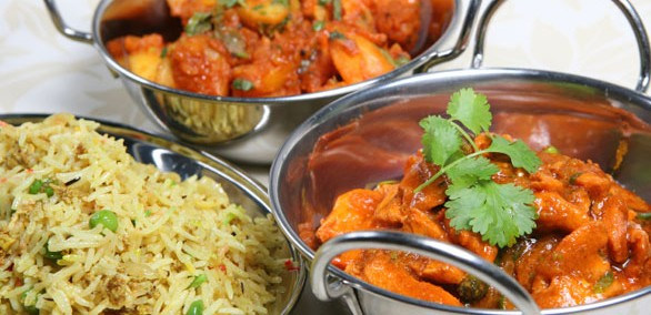 Taste Of India Logo and Images