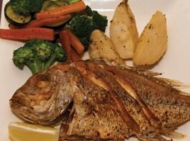Orexi Greek Mediterranean Restaurant Image