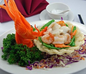 Crystal Seafood Restaurant Blacktown Logo and Images