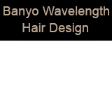 Banyo Wavelength Hair Design Logo and Images