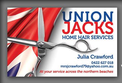 Union Jacks Home Hair Services