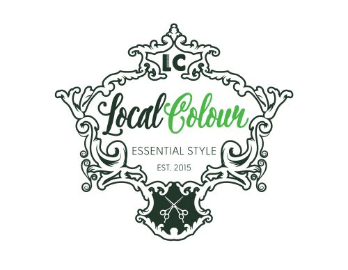 Local Colour Hair Studio Logo and Images
