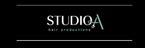 Studio A Hair Productions Logo and Images