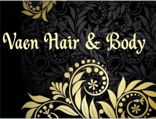 Vaen Hair & Body Logo and Images