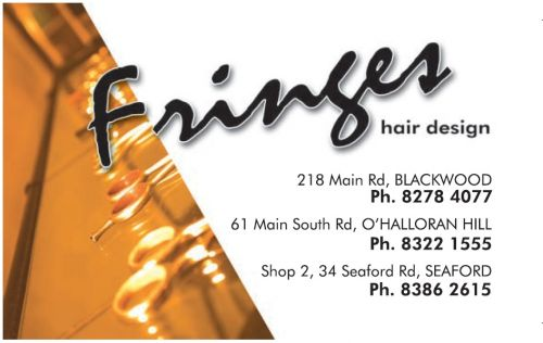 Alyce's Fringes Blackwood Logo and Images