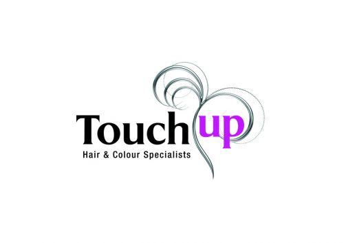 Touchup Hair & Colour Specialists Logo and Images