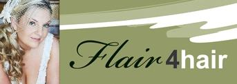Flair4Hair Logo and Images