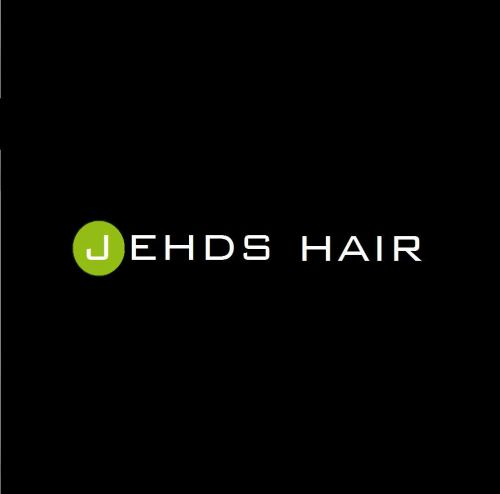 JEHDS Hairdressing Logo and Images