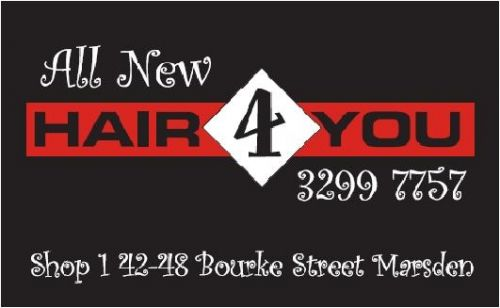 All New Hair 4 You Logo and Images