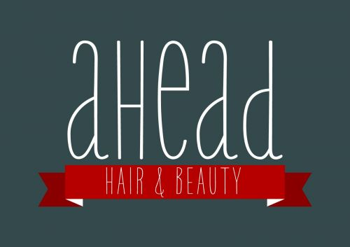 aHead Hair & Beauty Logo and Images