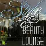 Style & Beauty Lounge Logo and Images