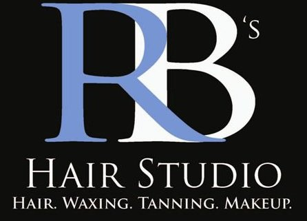 RB's Hair Studio Logo and Images