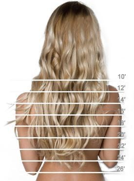 Hair Extensions by Ilona Logo and Images