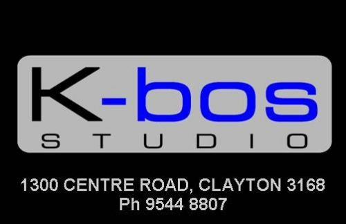 K-bos Studio Logo and Images