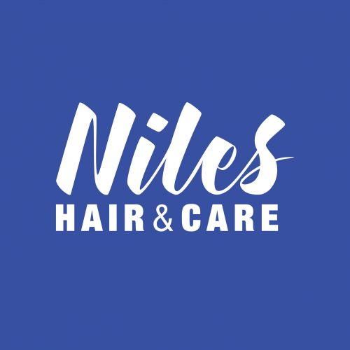 Niles Hair & Care Logo and Images