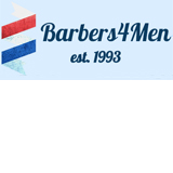 Barbers 4 Men Logo and Images
