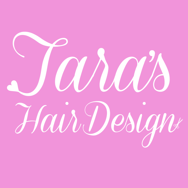 Tara's Hair Design Logo and Images