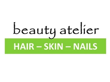 Beauty Atelier Logo and Images