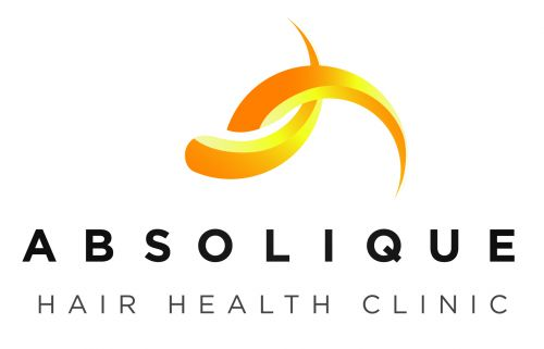 Absolique Hair Health Clinic Logo and Images