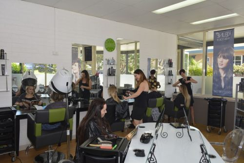 Natural Strands Hair Studio Pty Ltd Logo and Images