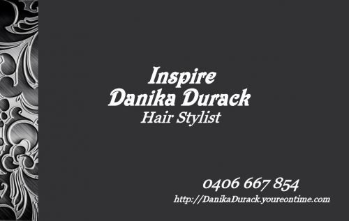 Inspire by Danika Logo and Images