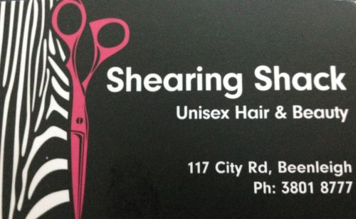 City Road Shearing Shack Logo and Images