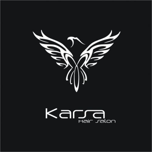 Karsa Hair Salon Logo and Images