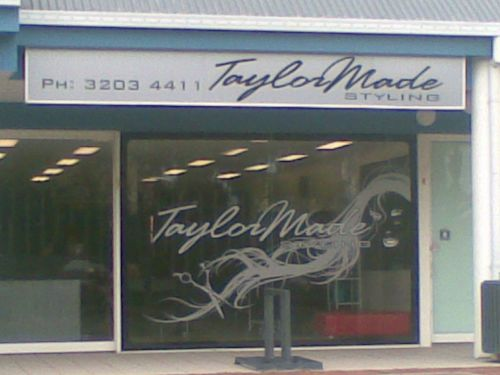 Taylormade Styling Logo and Images
