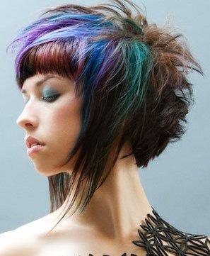 Simrik Hair and Beauty Studio Logo and Images