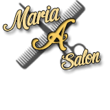 Maria A Salon Logo and Images