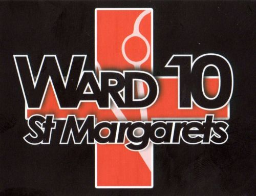 Ward 10 St Margarets Logo and Images
