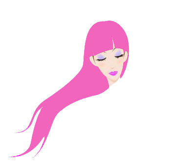 Wonder Hair Extensions Logo and Images