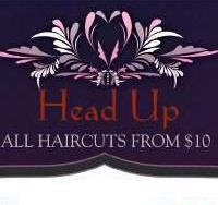 Head Up Logo and Images