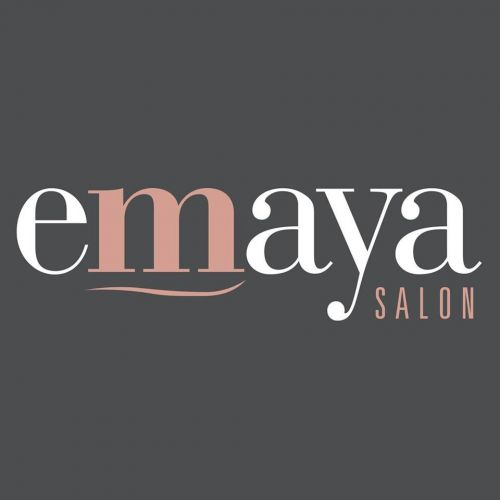 Emaya Salon Logo and Images