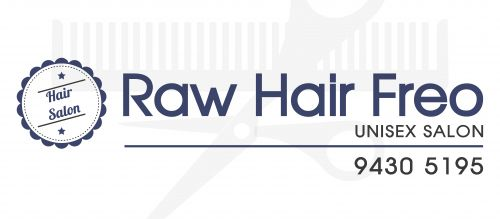 Raw Hair Freo Logo and Images